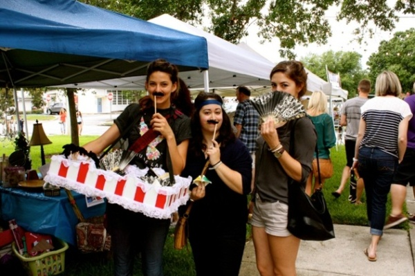 BD ladies with mustaches OW